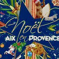 Foire aux santons à Aix en Provence (Bouches du Rhône) du 18 novembre au 31 décembre 2016