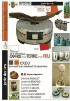 8ème Biennale de la céramique à Septèmes les Vallons (13), du 6 au 23 décembre 2016
