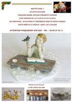Exposition-vente à l'atelier de Françoise Barre - Céramique à Cuges les Pins (13) jusqu'au 24 décembre 2016