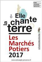 Les marchés potiers ETE 2017 en Provence et alentours - Consultez le calendrier