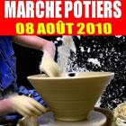 8 août 2010 | Marché potier d'Orgon (13)