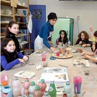 Stages de poterie modelage à Gardanne, tout public, du 10 au 21 avril 2017 - Vacances de Pâques