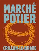 Marché potier de Crillon le Brave (Vaucluse) le dimanche 20 août 2017 - céramique et poterie