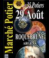 29 août 2010 | 35 potiers s'exposent à Roquebrune sur Argens (83)