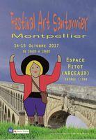 Festival de l'Art Santonnier à Montpellier (Hérault) les 14 et 15 octobre 2017 - foire aux crèches et santons