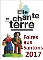 Les foires aux santons 2017 en Provence et confins, consultez le calendrier - crèches et santons de Noël