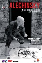 Jusqu'au 1er nov.2010  | Exposition Alechinsky à Aix-en-Provence (13)