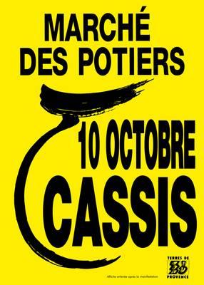 10 oct. 2010 | Marché potier à Cassis (13)