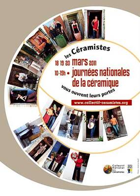 Du 18 au 20 mars 2011 | Journées Nationales de la Céramique