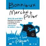 24 et 25 avril 2011 | Marché potier de Bonnieux (84)