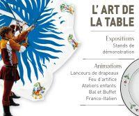 28 et 29 mai 2011  | Fête de la céramique Fanco-Italienne à Moustiers Sainte-Marie