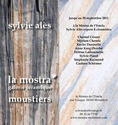 17 juin au 30 sept. 2011 | Exposition Galerie la Mostra de l'Estela à Moustiers-Sainte-Marie