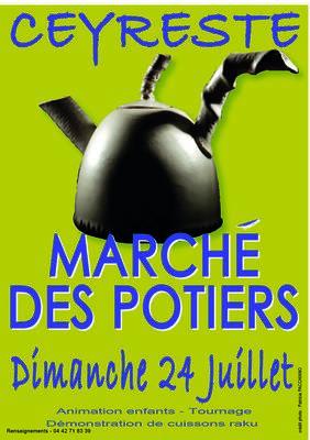 24 juillet 2011 | Marché potier à Ceyreste (13)
