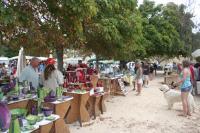 7 août 2011 | Marché potiers à Mons (83)