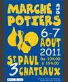 6 et 7 août 2011 | Marché potier à Saint Paul Trois Chateaux