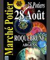28 août 2011 | Marché potier à Roquebrune sur Argens (83)