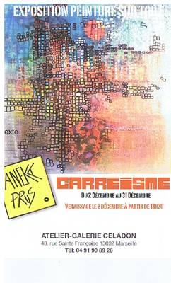 2 au 31 déc. 2011 | Exposition de peinture dans un atelier de céramique à Marseille