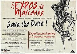 Jusqu'au 29 janv.2012 | Exposition Céramiques au Café Marianne à Vallauris (06)