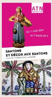 Exposition Santons et décors aux santons à Aubagne - Du 11 décembre au 7 mars 2010