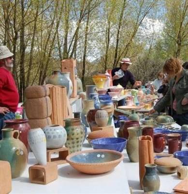 Le 1er mai 2012 | Braderie des potiers de la Fare en Champsaur (05)