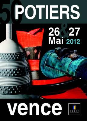 26 et 27 mai 2012   Marché potier de Vence (06)