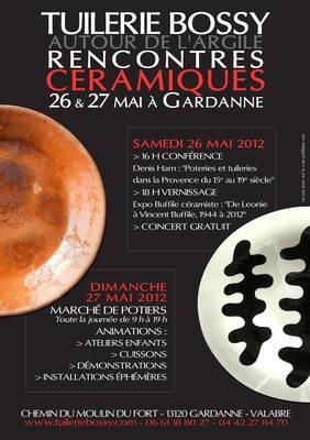 26 et 27 mai 2012 | Rencontres céramiques de Gardanne (13)