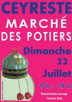 22 juillet 2012 | Marché potier de Ceyreste (13)