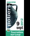 9 septembre 2012 | Marché potier de Tourettes-sur-Loup (06)