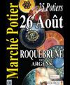 26 août 2012 | Marché potier de Roquebrune-sur-Argens