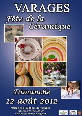 12 août 2012 | Fête de la céramique à Varages (83)