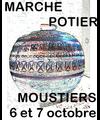6 et 7 oct. 2012 | Marché potier à Moustiers Sainte Marie (04)