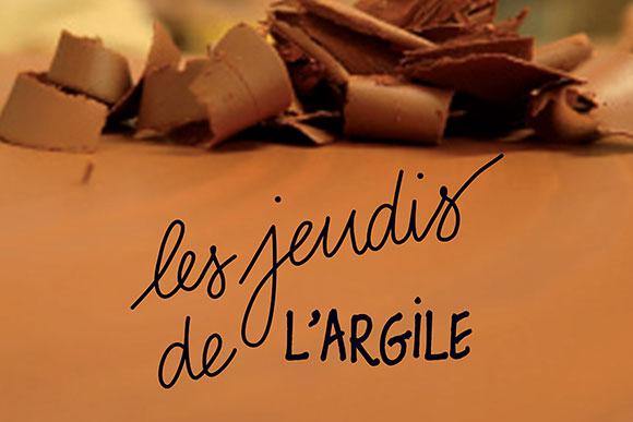 Les Jeudis de L'Argile, Rencontres professionnelles céramiques à l'Ecole de Céramique de Provence à Aubagne