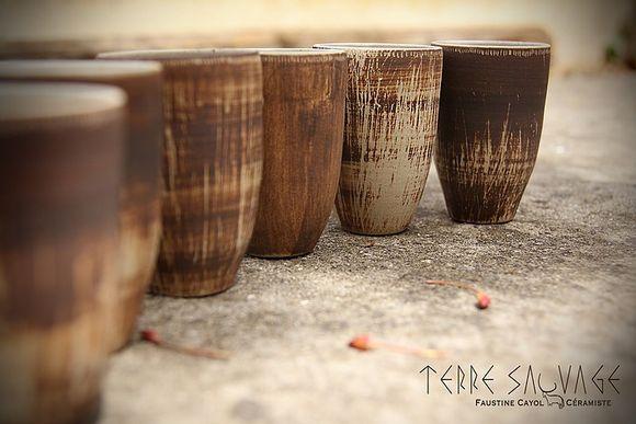 Terre Sauvage Céramique, poterie culinaire et objets de décoration à Gemenos (Bouches du Rhône)