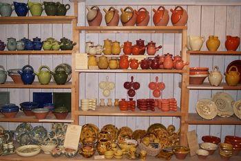 Barbotine à Aubagne - La poterie culinaire de Provence