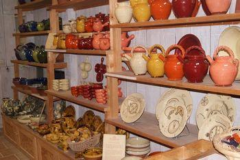 La poterie culinaire d'antan chez Barbotine à Aubagne