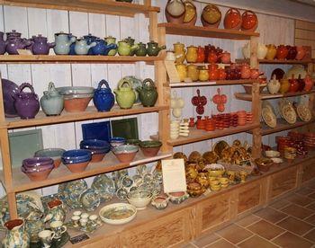 La poterie culinaire d'antan Barbotine