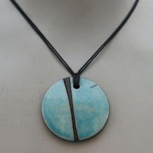 Collier Zen Turquoise