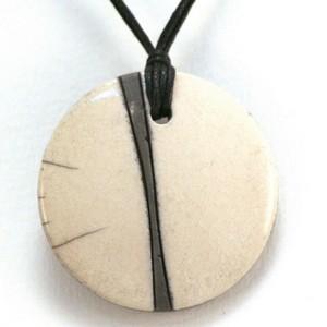Collier Zen Blanc