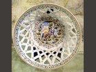 Corbeille ajourée scène mythologique d'Olérys LE VAISSELIER - MICHELE BLANC - Fabricant à - Objets décoration
