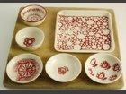 Ensemble Sushi ESPACE CELADON - ANNIE COMBE - Fabricant à - Arts de la table et culinaire