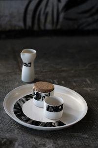 Service à café, 1 personne