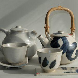 L'univers du thé