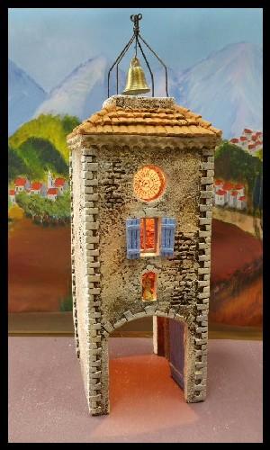 le campanile atelier de fanny fabricant santons et cr ches prides activargile provence. Black Bedroom Furniture Sets. Home Design Ideas