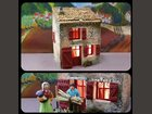 La petite maison de village ATELIER DE FANNY - Fabricant à - Santons et Crèches
