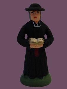 Le curé du village