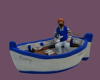 Le pêcheur et sa barque