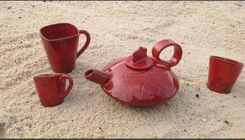 Service pour le thé