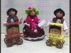 Les musiciens LES CENT TONS DE MAMIE - Fabricant à - Santons et Crèches