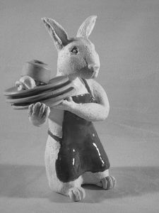 Lapin room-service