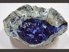 Coupe bleue ATELIER LE CRABE BLEU - Fabricant à - Objets décoration